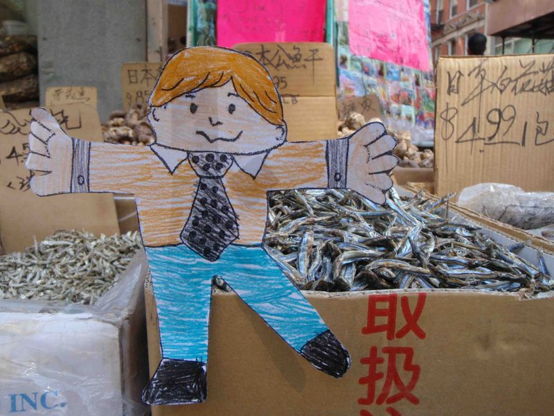 Stanley Dried Fish