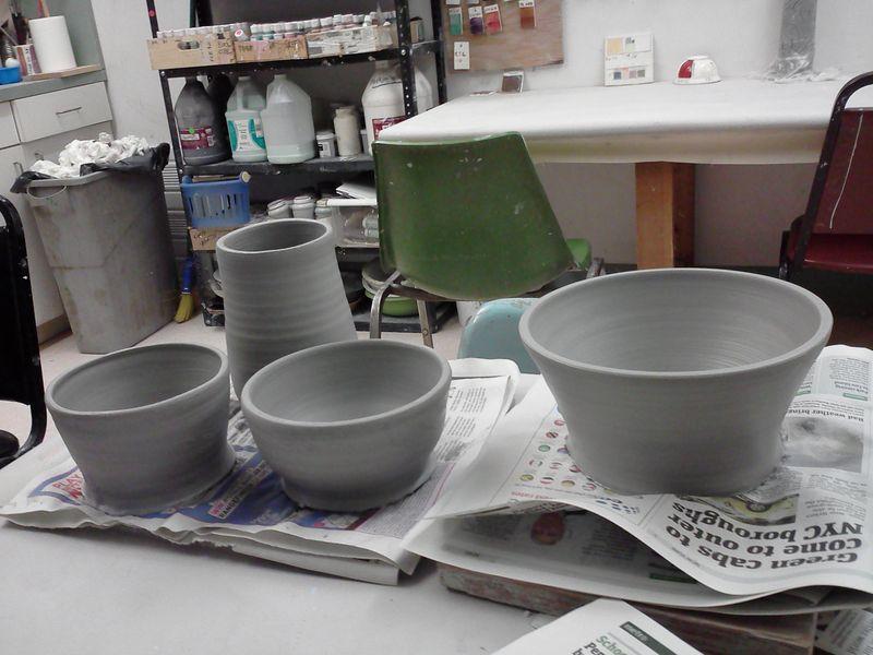 Bowls and things